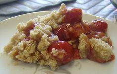 Easy Cherry Pie Filling Crisp Recipe - Food.com