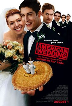 Se American Pie The Wedding online. Lej og stream American Pie The Wedding af Jesse Dylan og de nyeste film i genren komedie uden abonnement hos Blockbuster. Eddie Kaye Thomas, Seann William Scott, Alyson Hannigan, The Image Movie, Love Movie, I Movie, Movie Sequels, Wedding Movies, Wedding Film