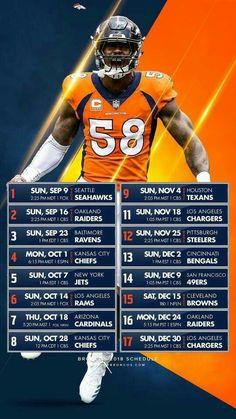 Denver Broncos Schedule, Nfl Football Schedule, Denver Broncos Game, Go Broncos, Broncos Fans, Best Football Team, Football Memes, Bronco Football, Sport Football
