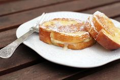 Quick tutorial for how to stuff french toast.