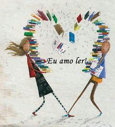Amo ler!