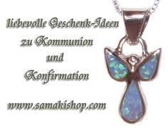 Engelschmuck mit Opal und aus Sterlingsilber www.samakishop.com