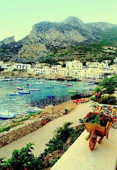 Favignana, Egadi islands, Sicily