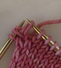 knitting kitchener stitch instructions