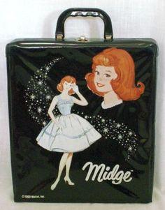 Midge case-I still have my Midge doll