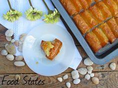 Γαλακτομπουρεκο (σε ρολακια) - Food States