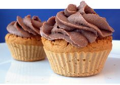 Bodybuilding.com - Sweet Nutrition: Protein Frosting Makes Protein Cupcakes