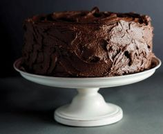 Alida Ryder's ultimate, award-winning chocolate peanut butter cake | Recipes | Eat Out