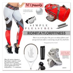 """Roni Taylor Fitness"" by janee-oss ❤ liked on Polyvore featuring Trimr, Kaweco and Chanel"