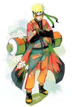 Naruto 430 New clothes by unhai