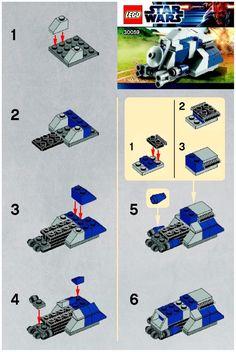 Star Wars - MTT [Lego 30059]