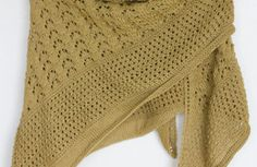 New pattern shawl, Nouveau pattern de châle