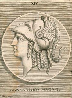 Alesandro Magno (Alexander the Great 356-323 BC), King of Macedon. Alexander…