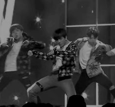 BTS   Jungkook, Jhope and Jimin : their body rolls are killing me