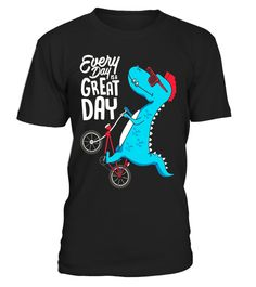 "# Every day is a Great Day tee .  Special Offer, not available in shops      Comes in a variety of styles and colours      Buy yours now before it is too late!      Secured payment via Visa / Mastercard / Amex / PayPal      How to place an order            Choose the model from the drop-down menu      Click on ""Buy it now""      Choose the size and the quantity      Add your delivery address and bank details      And that's it!      Tags: Riding bicycles off-road on a Mountain Bike. Great…"