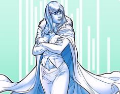 Emma Frost - Terry Dodson