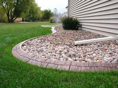 Appeal Curb Landscaping Edging   ... your FREE CURB, Stamped Concrete, Paver Patio or Landscaping ESTIMATE