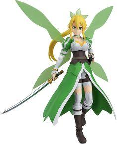 Sword Art Online II: Leafa ALO Ver. Figma