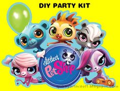 Gameloft has a new game out for folks who love cute, cuddly, adorable virtual pets with the release of Littlest Pet Shop. The Littlest Pet Shop toys are a Little Pet Shop Toys, Little Pets, Lps, Gaming, Vinyl Banners, Cake Decorating, Scrapbooking, Birthday Ideas, 9th Birthday