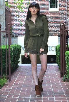 Bug-Out Romper