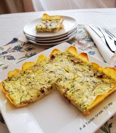 """Potato Crusted """"Clean your Fridge"""" Omelet!   I'm searching for fun school lunches, please add your link :)"""