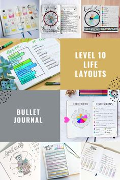 If you want to live the life of your dreams and stop spinning your wheels it's time to start tracking your Level 10 Life. And your Bullet Journal is a great place to do it!