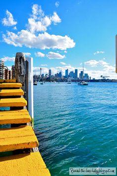 Golden Stairway Sydney Harbour via: Behind The Lens Lukey