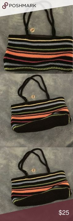 *OBO* SAK Brand Purse Tote Gently worn several times. In like new, Perfect condition as you can see.   Please make an offer and or bundle as my closet is ALWAYS negotiable and or OBO!!!! Saks Fifth Avenue Bags Shoulder Bags