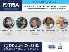 Ciclo de charlas: La Protección de los Trabajadores. Una perspectiva histórica, jurídica y política. - YouTube