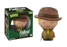 Fallout - Fallout 4 - Mysterious Stranger - Fallout Dorbz - Fallout Funko Pops - Vault Boy Funny - Fallout Funny - Video Game Pops