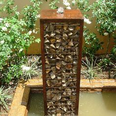 Unique Backyard And Garden Fountains | JUST STUFF I LIKE | Pinterest | Garden  Fountains, Fountain And Backyard