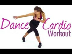 Dance Cardio Workout - 30 Minutes Full Body Workout (Warm Up - Cardio - Lower Body - Cool Down) - YouTube