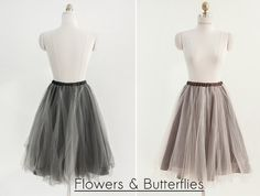 WORLDWIDE FREE SHIPPING Tulle Two-Tone Skirt in 3 colors 3 layered 62 cm Long Women Tutu Skirt Wedding Bridesmaids Party Ball Prom Skirt by FlowersButterflies15 on Etsy Tulle Wedding, Wedding Bridesmaids, Tutu, Layers, Prom, Free Shipping, Trending Outfits, Colors, Skirts
