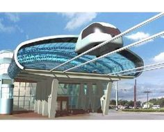 15 Futuristic Transit Options - From Threaded Train Tracks to Supersonic Monorails