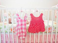Today I packed up all of Annabelle's newborn sized clothesand replaced them with 0-3 month sizes! I can't wait for spring and summer so I can dress her up in these cute picks from @patpatshopping  I already envision beach trips especially in that gingham romper! All I need is a sun hat tiny flip flops and sunglasses for her!18% off code: PatPat18off #annabellerose #springbaby #bringonsummer