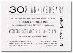 Office anniversary invitation wording leoncapers office anniversary invitation wording stopboris Images