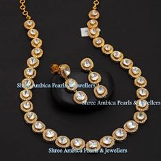 Shree Ambica Pearls Jewellers (@shreeambicapearls) • Instagram photos and videos Pearl Necklace, Brooch, Jewels, Photo And Video, Instagram, Videos, Photos, Beads, String Of Pearls