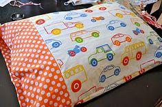 10 minute pillowcase