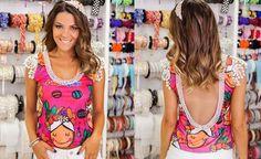 Camisetas Customizadas (120 Fotos) e ideias para Carnaval