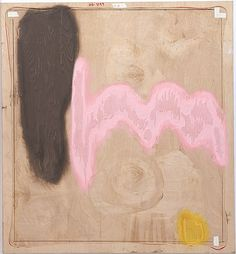 H. Frankenthaler, Tales of Genji VI woodblock
