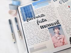 finally catching up on spread but sadly have exams next week but here's my spread for #joonfesta ↳ #kimseokjin #jeonjungkook…