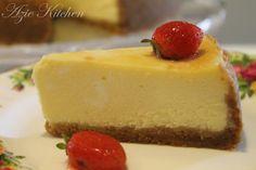 Azie Kitchen: Best Ever Cheesecake