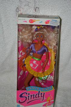 Sindy Doll by Hasbro - Dance Craze Sindy Doll 42+8