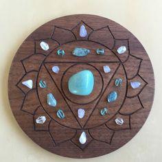 #ChakraLaringero #yoga #chakras  #meditação #mandala #pedras