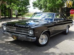 1965 Plymouth Satellite Coupe for sale #1865890   Hemmings Motor News
