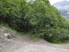 """Randonnée à la cabane de Pierredar depuis Creux de Champ (Diablerets)  Pour notre course au Sommet des Diablerets par le Pas du Lustre, nous avons décidé de dormir au refuge de Pierredar. On part depuis Creux de Champ pour passer devant la buvette """"Chez Toni"""" et ensuite monter par une sentier raide à travers la forêt. On arrive au paturage de Prapio (celui de 1655m).  https://www.transpiree.com/randonnee/creux_de_champs_pierredar/"""