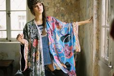 Kimono By Naftul made to order . by naftul on Etsy, $220.00