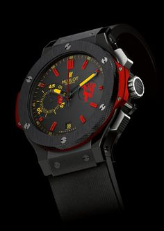 HUBLOT AND OLD TRAFFORD, Hublot Timepieces and Luxury Watches on Presentwatch