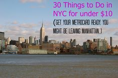 Cheap, Fun Things to Do in NYC (in Every Borough)