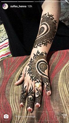 Modern Henna Designs, Henna Designs Feet, Rose Mehndi Designs, Simple Arabic Mehndi Designs, Finger Henna Designs, Legs Mehndi Design, Latest Bridal Mehndi Designs, Mehndi Design Pictures, Wedding Mehndi Designs